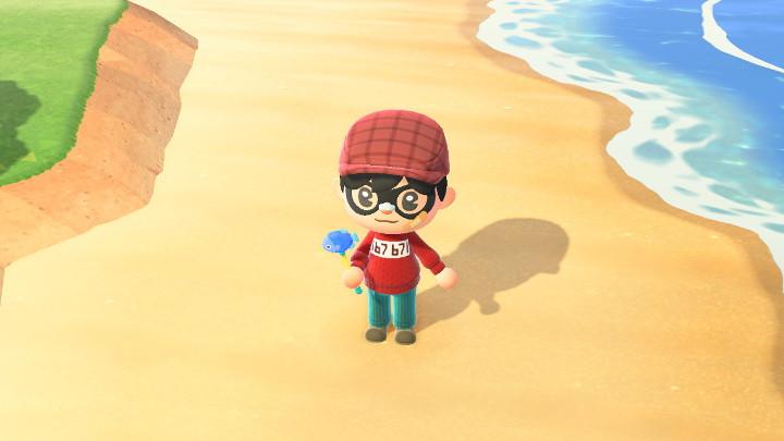 Animal Crossing: New Horizons Fish Wand