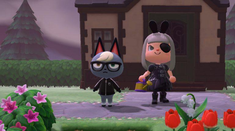 Animal Crossing: New Horizons Raymond