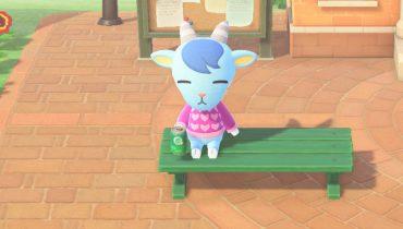 Animal Crossing: New Horizons Sherb