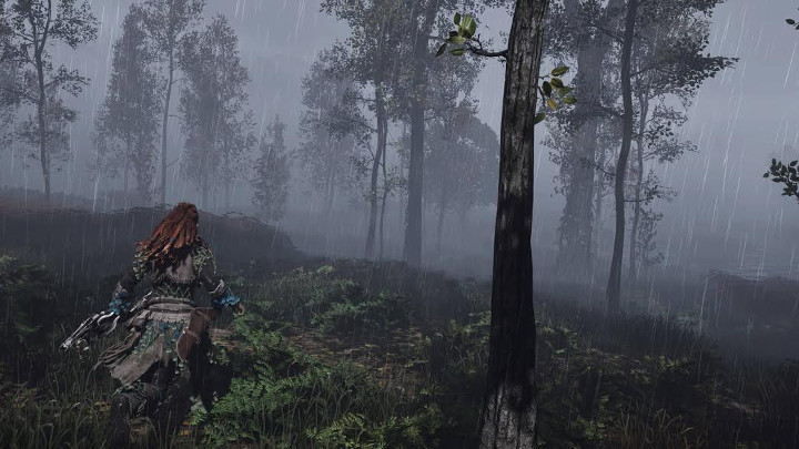 Horizon Zero Dawn in Pictures