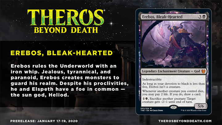 Theros Beyond Death Erebos