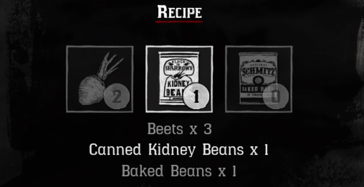 Red Dead Redemption 2 Cowboy Bean Stew