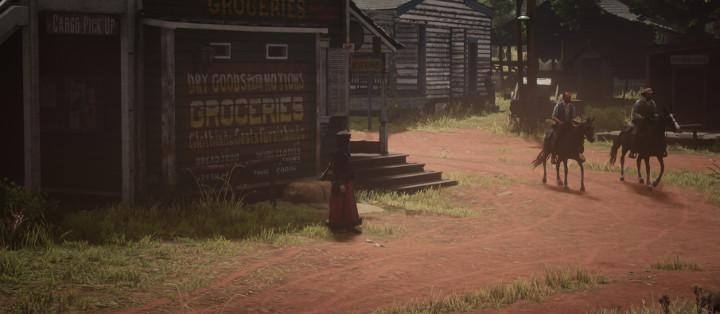 Red Dead Redemption 2 General Store