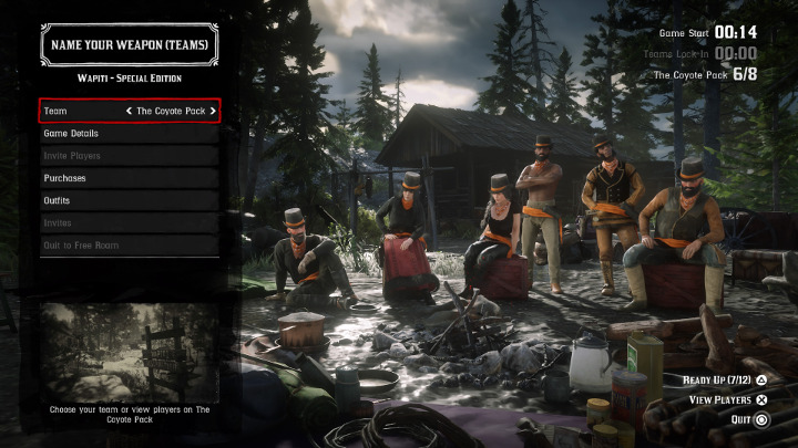 Red Dead Redemption 2 PvP
