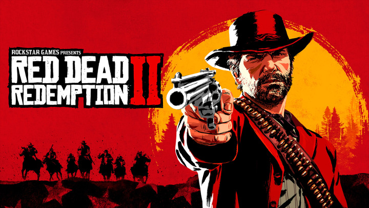 Red Dead Redemption 2 Title Screen