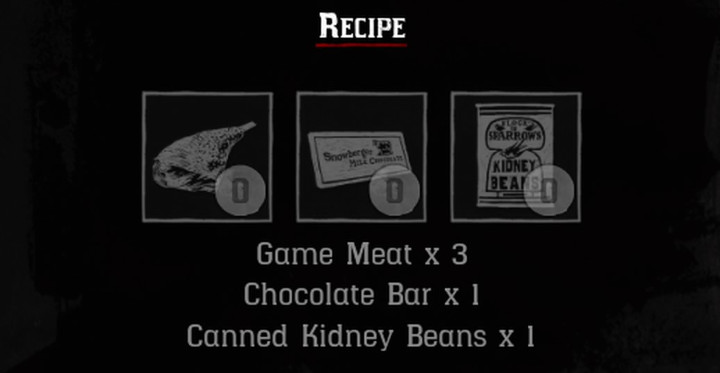 Red Dead Redemption Chocolate Game Chilli