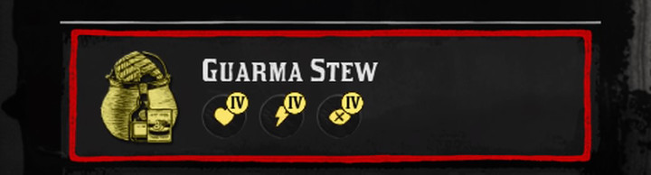 Red Dead Redemption 2 Guarma Stew