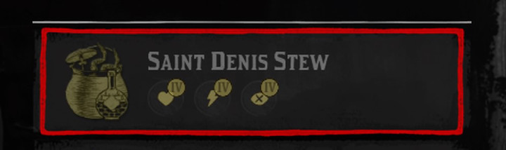 Red Dead Redemption 2 Saint Denis Stew