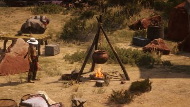 Red Dead Redemption 2 Stew Pot