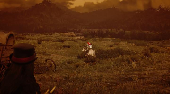Red Dead Redemption 2 Paint It Black