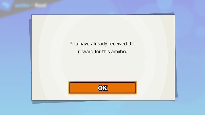 Super Smash Bros Ultimate - Amiibo