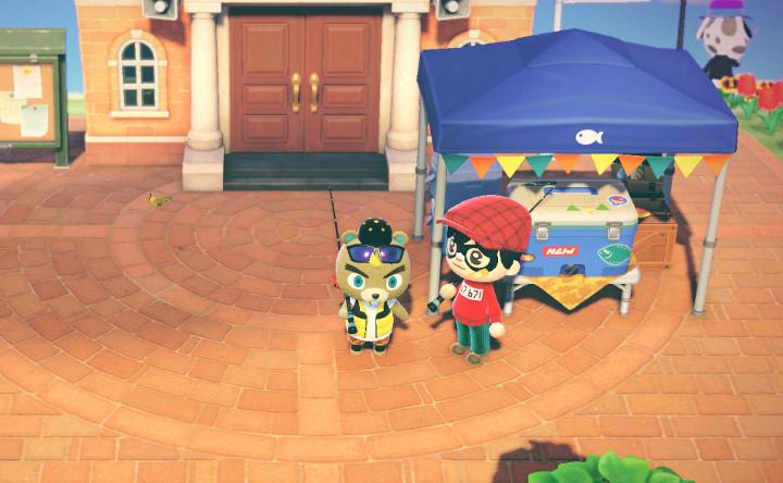 Animal Crossing: New Horizons Fishing Tournament