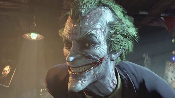Arkham City Joker