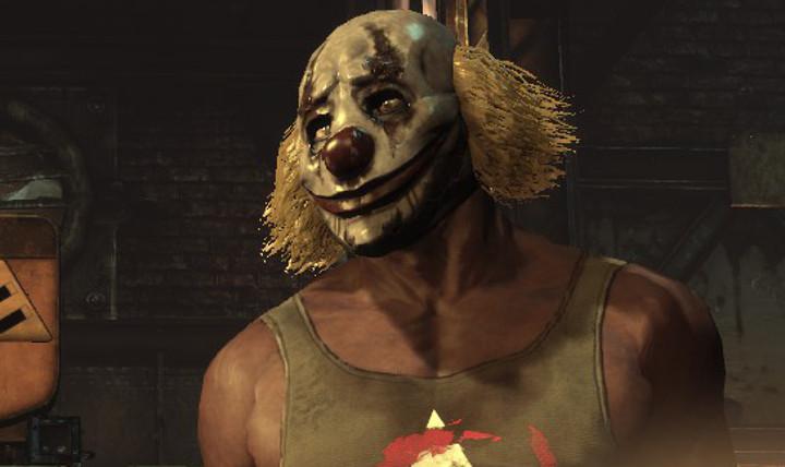 Arkham Joker Thug