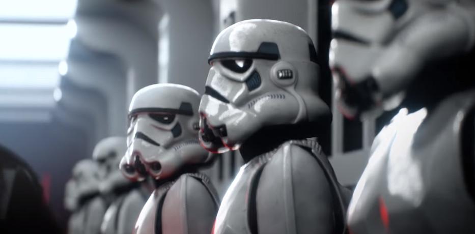 Star Wars Battlefront 2 Troopers