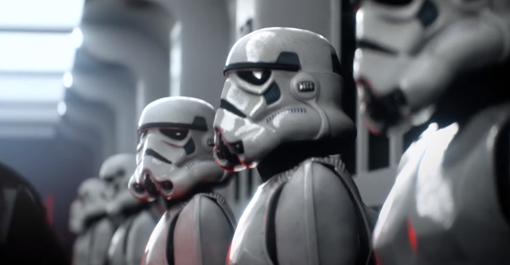 Star Wars Battlefront 2 Troopers