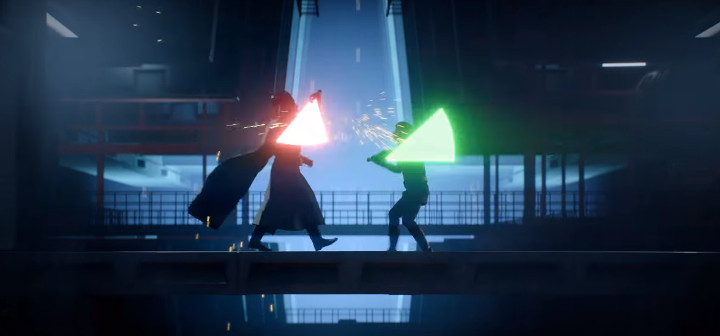 Battlefront 2 Luke Vs Vader