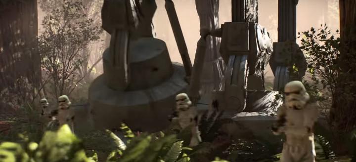 Star Wars Battlefront Stormtroopers