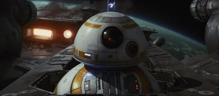 BB-8 in Space