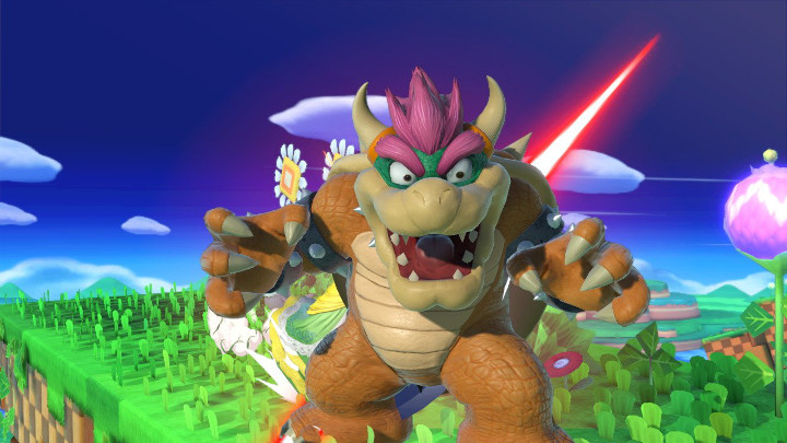 Super Smash Bros Ultimate - Bowser