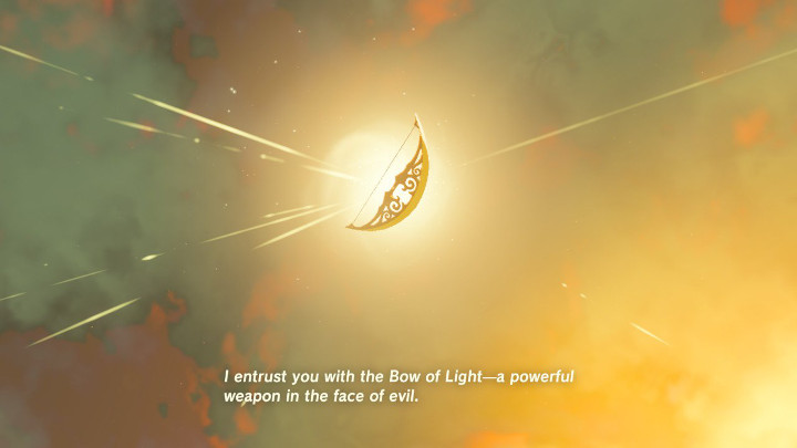 Breath of the Wild - Bow of Light