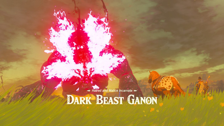 Breath of the Wild - Dark Beast Ganon