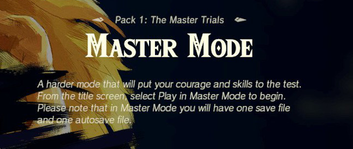 Breath of the Wild - Master Mode