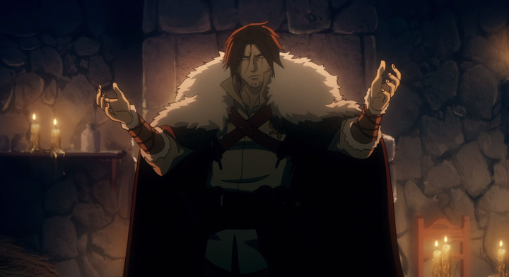 The Netflix Original Series Castlevania