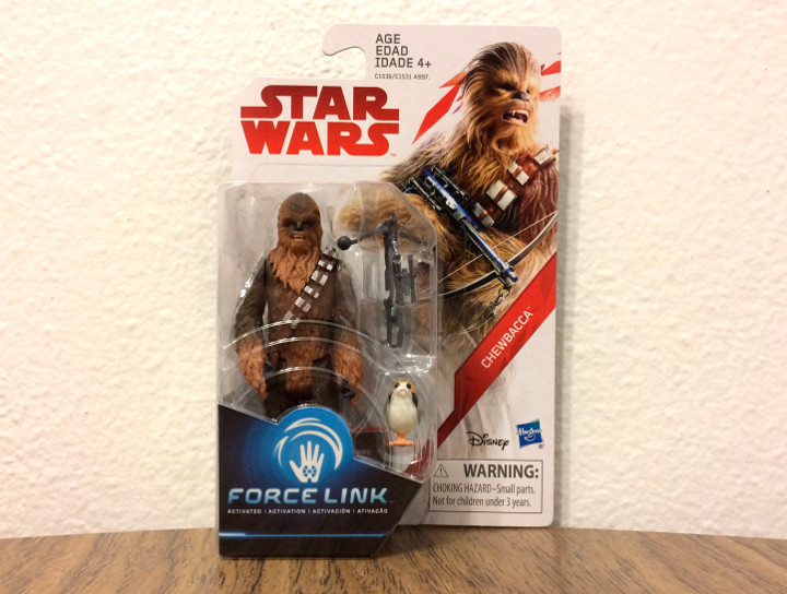 The Last Jedi Chewbacca Toy