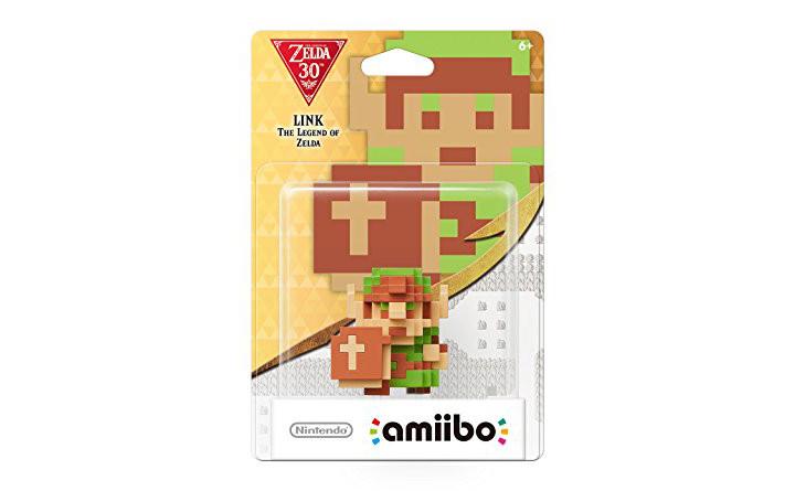 8-bit Link amiibo