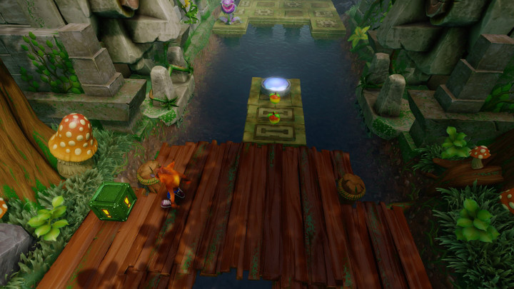 Crash Bandicoot 2 Hang Eight