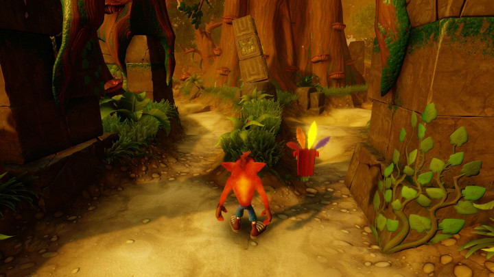 Crash Bandicoot 2 The Pits