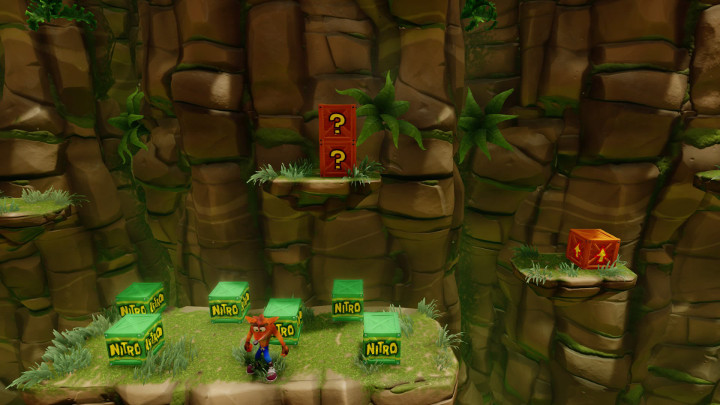 How to get the Clear Gem in Turtle Woods in Crash Bandicoot 2