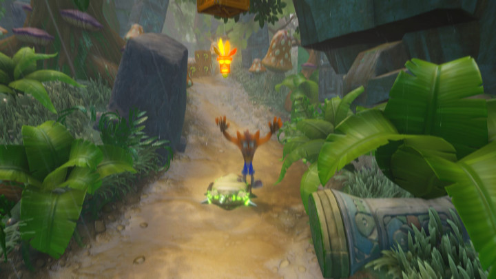Crash Bandicoot 2 Turtle Woods