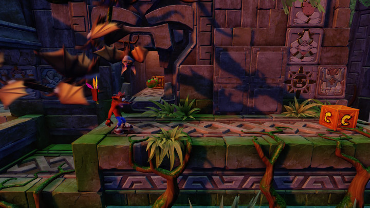 Crash Bandicoot Lost City