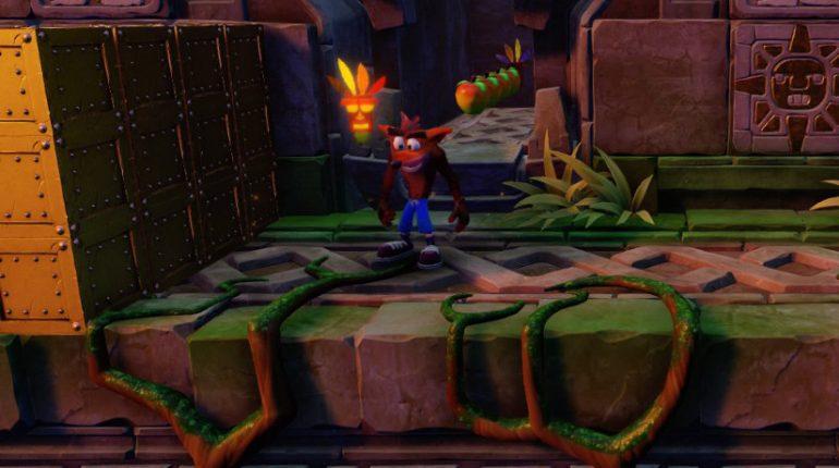 Crash Bandicoot Lost City