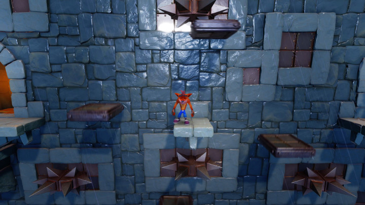 Crash Bandicoot Stormy Ascent