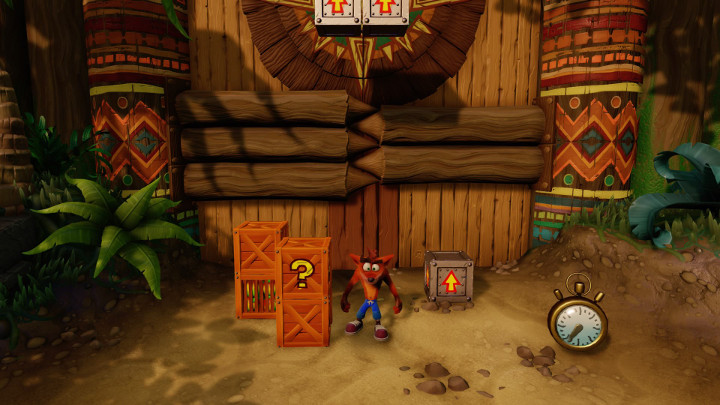 How to Get the Clear Gem in The Great Gate in Crash Bandicoot N