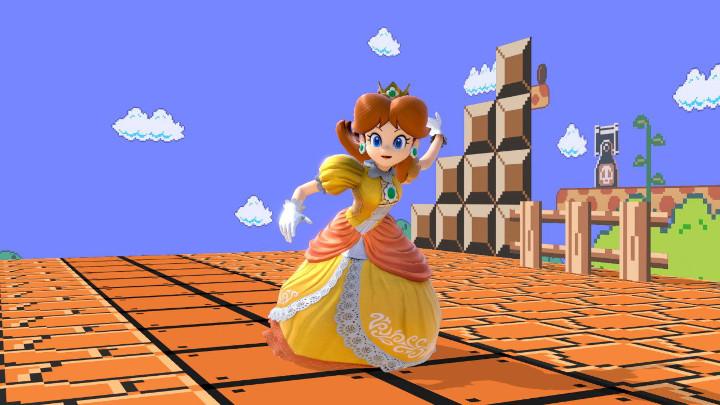 Super Smash Bros Ultimate - Daisy