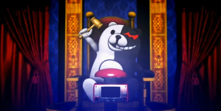 danganronpa monokuma judge