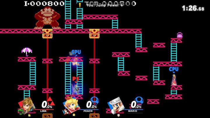 Super Smash Bros Ultimate - Donkey Kong