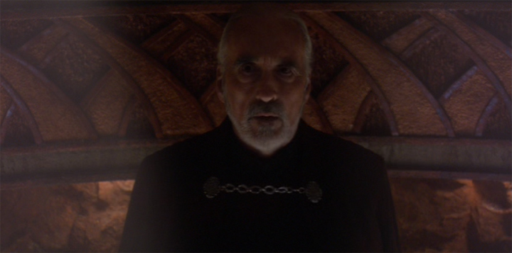 Dooku, Attack of the Clones