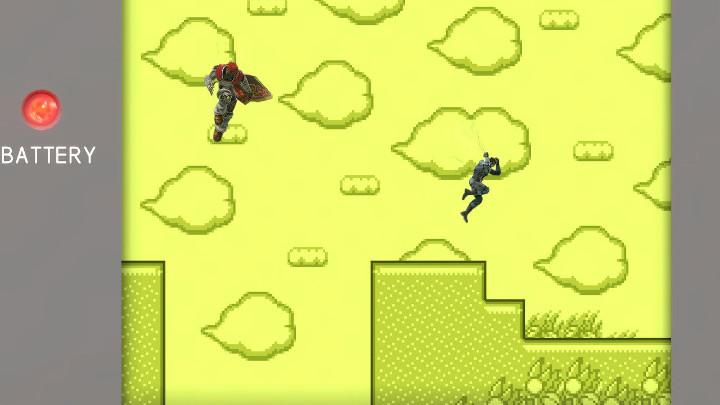 Super Smash Bros Ultimate - Dream Land GB