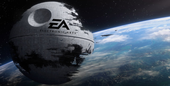 EA Headquarters Is The Death Star