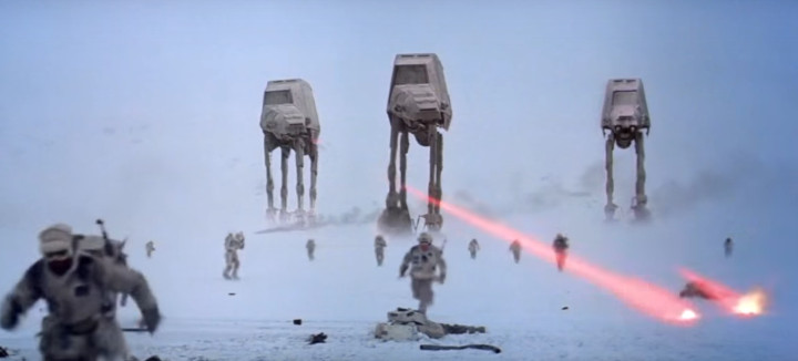 Empire Strikes Back - Hoth