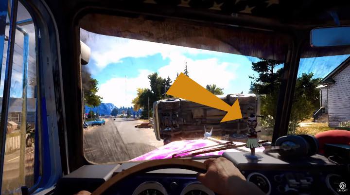 Far Cry 5 Vaas Bobblehead