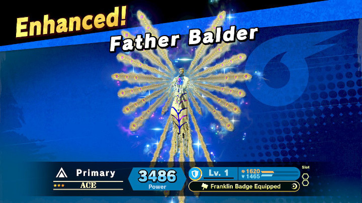 Super Smash Bros Ultimate - Father Balder Spirit