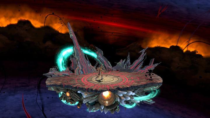 Super Smash Bros Ultimate - Final Destination