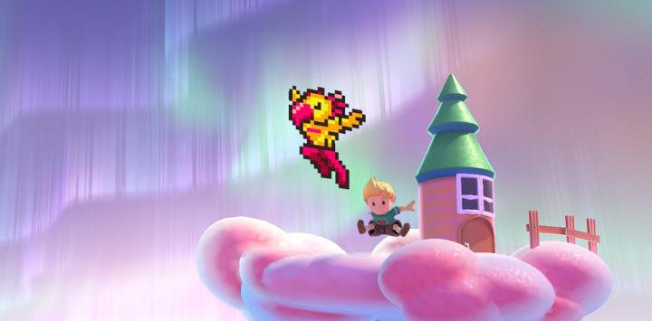 Super Smash Bros Ultimate - Flying Man