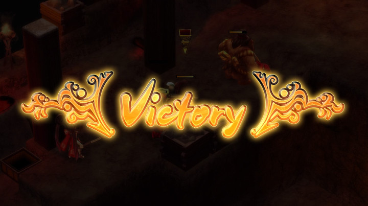 God Wars Future Past Victory